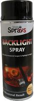 SIMPLY BACK TAIL LIGHT TINTING SPRAY BACKLIGHT 400ml Black Tint Car Styling SP01