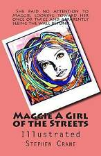 Maggie a Girl of the Streets by Crane, Stephen -Paperback
