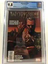 Wolverine #66 - CGC 9.8 (Old Man Logan)