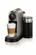 NESPRESSO by Krups XN760B40 Citiz and Milk Coffee Machine, 1710 Watt - Silver