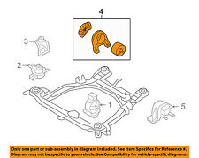 HYUNDAI OEM 10-12 Santa Fe Engine Motor Mount-Stopper 219302P200