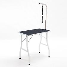 Home Ready PET-PGT101-BK Pet Grooming Table - Black