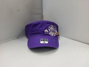 Los Angeles Sparks Adidas NBA Women's Purple Military Cap/Hat