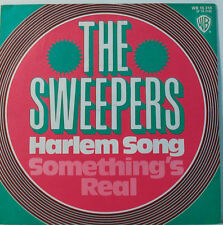 "THE SPAZZATRICI - HARLEM SONG - DI QUALCOSA REAL - 7""SINGLE (F406)"