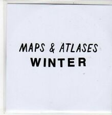 (DC237) Maps & Atlases, Winter - 2012 DJ CD