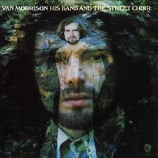 VAN MORRISON - His Band and the Street Choir - (CD, Oct-1990, Warner Bros.)