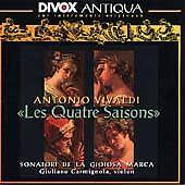 Antiqua - Vivaldi: Le Quattro Stagioni / Carmignola, et al ~