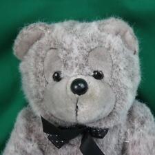 VINTAGE TARGET DAYTON HUDSONGRADE TEDDY BEAR BLACK POLKADOT BOW TIE PLUSH