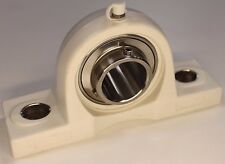"""Premium SUCTP206-20   Stainless UCP206-20 Thermoplastic Housing  1-1/4"""" Bore"""