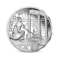 10 euro France 2020 argent BE - Olympie