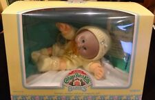 RARE ERROR FROM COLECO Vintage NOS NEW 1986 Cabbage Patch Kids Babies Adam Guy
