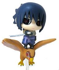 Naruto 2'' Sasuke Sharingan Petit Chara Land Kuchiyosenojyutsu Trading Figure