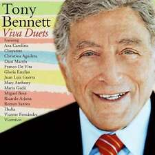 Viva Duets - Tony Bennett CD RPM RECORDS/COLUMBIA