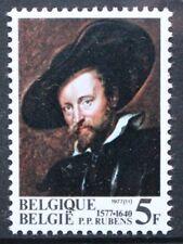 BELGIUM 1977 Peter Paul Rubens 400th Birth Anniversary. Set of 1. MNH. SG2497.