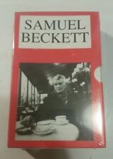SAMUEL BECKETT SHORTS Box Set 12 Books Complete Poetry Poems Plays Novels SEALED