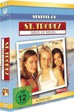 ST.TROPEZ - SOUS LE SOLEIL - STAFFEL 1 4 DVD NEU ADELINE BLONDIEAU/+