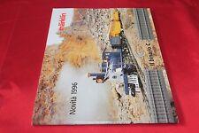 catalogo modellismo ferroviario MARKLIN NOVITA' 1996