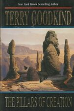 The Sword of Truth: THE PILLARS OF CREATION Bk 7 by Terry Goodkind - Hardcover
