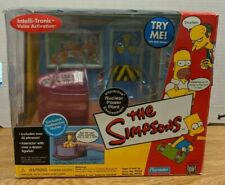 The Simpsons Playmates Exclusive Radioactive Homer Playset Only 092719DBT2