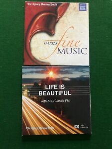 FM 102.5 Fine Music SMH Classical  Jazz And Contemporary Music +ABC Classic FM