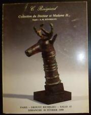 Auction Catalogue Boisgirard Paris Archeologie 2/18/90 Islam Orientalism