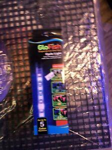 GloFish 4 Light Mode LED Cycle Light Up To 5 Gallons