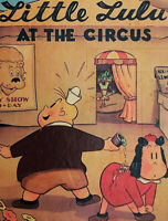Marges's Little Lulu At The Circus 1946