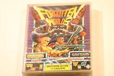 Mundos Olvidados-ZX SPECTRUM juego 48K 128K +2 por CAPCOM & Oro EE. UU. 1989