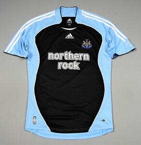 Newcastle United Adidas No.9 Martins Shirt Third Jersey 2006-07 Size M