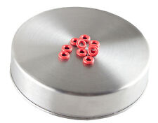 -006 o-ring 10 pack | hardness 70 | red color coded oring by Flasc Paintball