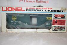 O Scale Trains Lionel Bay Line Box Car 9427