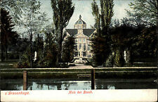 Den Haag 's-Gravenhage AK ~1900 Huis ten Bosch Schloss Palace Palast ungelaufen