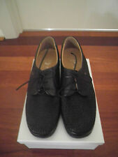 "Womens SCHOLL BLACK walking SHOES size 38 ""new"" VERY COMFORTABLE"