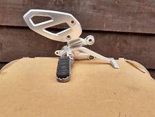 BMW S1000XR K49 14-19 right riders Footrest hanger peg brake lever 46718553836