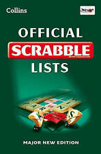 USED (VG) Official Scrabble Lists by Collins Dictionaries