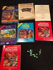 Dungeons and Dragons Expert Set 1980s