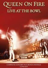 QUEEN: ON FIRE - LIVE AT THE BOWL NEW DVD