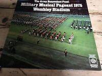 1975 Military Musical Pageant at Wembley Stadium   2LP  Pye  PKD 2001