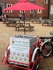 Cargo triciclo, bici gelato, PIZZA BIKE