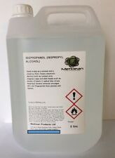 IPA 100%|5 LITRE | Lab Grade| Isopropyl Alcohol/Isopropanol (99%)RUBBING ALCOHOL