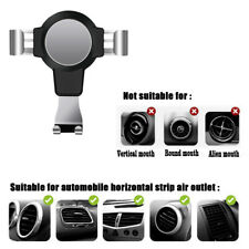 Gravity Car Air Vent Mount Holder Stand Cradle for iPhone Mobile Cell Phone GPS