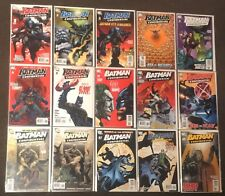 29 Batman Confidential #1,2,3,6,7,8,9,12,13,16,22,25,27,28,29,30,31-48 DC 2007