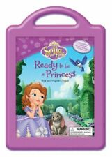 Sofia the First Ready to be a Princess: Book and M