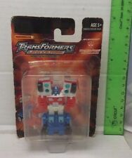 Optimus Prime Transformers Universe Spy Changers Figure Hasbro New Autobot