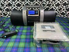 Sirius Sp4 Satellite Radio Subx1 Boombox Antenna and Accessories - New