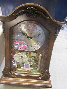 Rhythm Clock Elkhart CRH263UR06 NEW