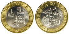 1000 Lire 1997 Leone Araldico San Marino §856