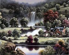 "Dubravko Raos ""Garden Archway"" Fine Art Reproduction"