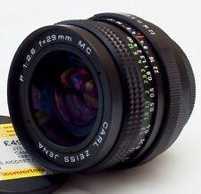 Carl Zeiss Jena 29mm F 2.8 Pentax M42 Mount, ECCELLENTE