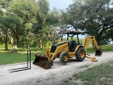 Cat 416d Loader Backhoe 4x4 Forks Low Hours County Machine Ready To Work